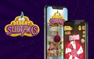 Desert Sultans Game Featured